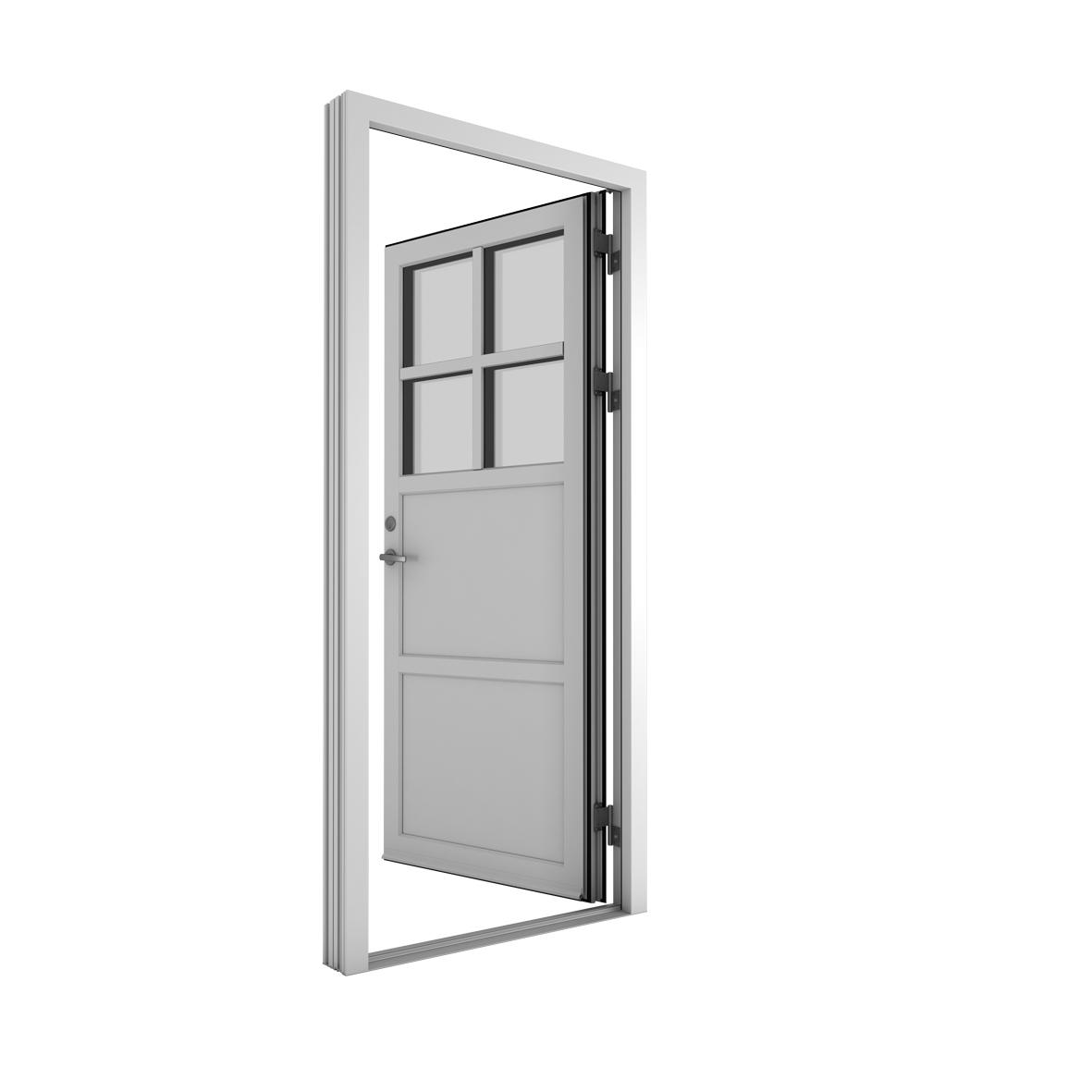Idealcombi nation ic inward opening entrance door for Inward opening french doors